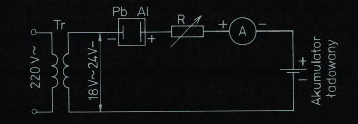 prostownik elektrolityczny